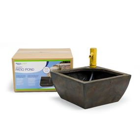 Aquatic Patio Pond Kit