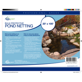 Pond Netting 20' x 100'