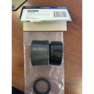 1 1/2 inch PVC Fitting for PF1200-PF3600