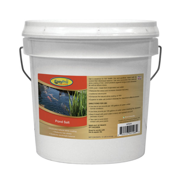 Pond Salt 10lb bucket