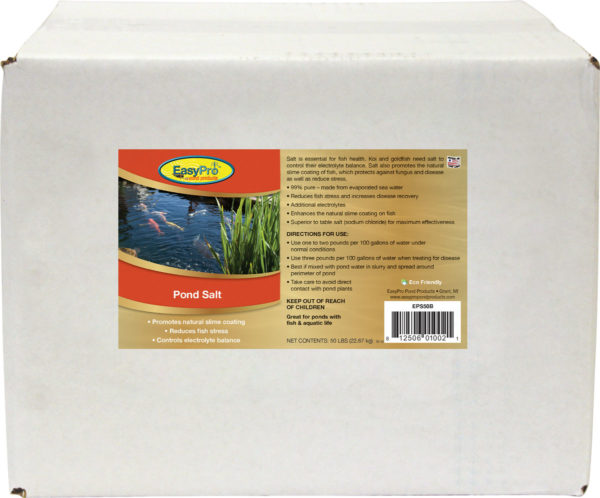 Pond Salt 50 pound box
