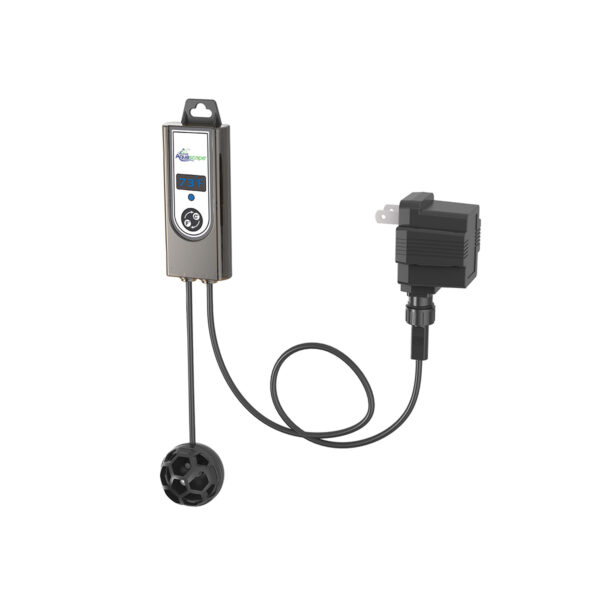Smart Pond Thermometer with Transformer